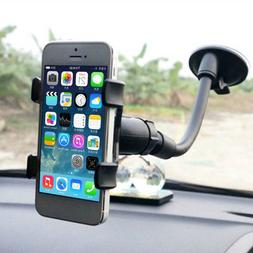1pc Car Phone Holder For Iphone 11 X XR XS 360 Degree Rotati