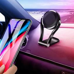 360° Rotating Holder Car Magnetic Mount Stand For Cell Phon