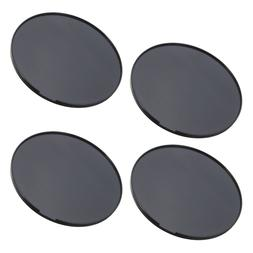 4 PCS Car Dash Dashboard Mount Console Discs Disk Pad Plate