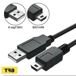 🔥 6FT USB SYNC DATA POWER CHARGER CABLE CORD CONNECT PC F