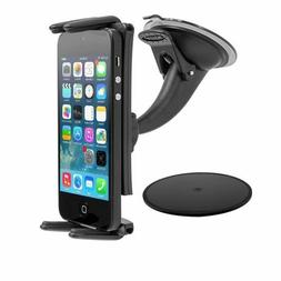 ARKON iPhone 7+ 8+ 10x 10XS WINDSHIELD/DASHBOARD MOUNT for 7
