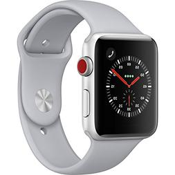 Apple watch series 3 Aluminum case Sport 42mm GPS + Cellular