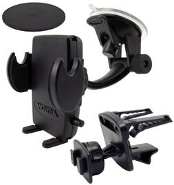 Arkon SM410 Universal Windshield with Dashboard and Vent Mou
