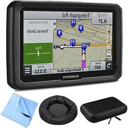 "Garmin dezl 770LMTHD 7"" GPS w/ Lifetime Map/Traffic Updates"