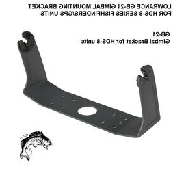 Lowrance GB-21 Gimbal Mounting Bracket