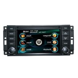 OEM REPLACEMENT IN-DASH RADIO DVD GPS NAVIGATION HEADUNIT FO
