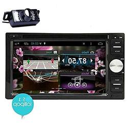 EinCar Android Double Din In Dash Vehicle GPS Car Radio Audi