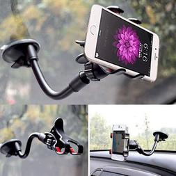 Auto Car Accessories Universal 360° Rotating Phone Windshie