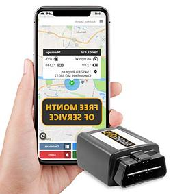 Aware GPS APAAS1P1 AwareGPS OBD 3G GPS Service with Free Mon