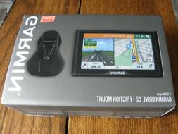 Brand New Garmin Drive 52 GPS with carrying case and accesso