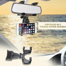 Car Accessories Rearview Mirror Mount Stand Holder Cradle Fo
