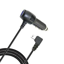 Car Charger Vehicle Power Charging Cable Cord for Garmin Nuv