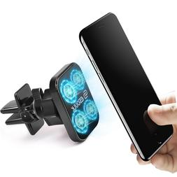 Car Mount Air Vent Magnetic Phone Holder 360 Rotation For iP