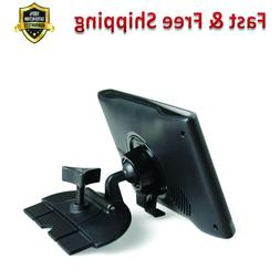CD Slot Mount Vehicle Mounts Cars Windshield Durable GPS Sys