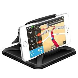 Cell Phone Holder for Car Dashboard- FITFORT Universal Silic