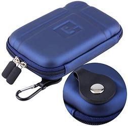 "Damp Proof 5"" Inch Hard Carrying Storage Travel Case Bag for"