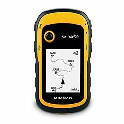 Garmin ETrex 10 Outdoor Handheld GPS Navigation Unit - One -