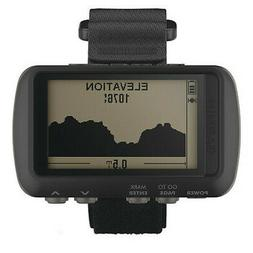 GARMIN FORETREX401 GPS,Hands-Free,Black and White LCD