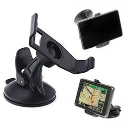 HDE Garmin Nuvi 200 Series GPS Windshield Ball & Socket Suct
