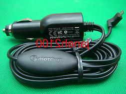 Genuine TomTom Traffic Receiver Car Charger Micro USB Start