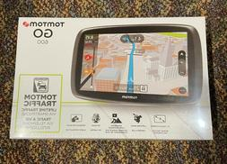 TOMTOM GO600 GPS - Brand New Factory Sealed - Free Case Incl