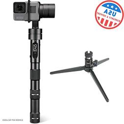 EVO GP-PRO 3 Axis Gimbal GoPro Stabilizer for Hero4, Hero5 o