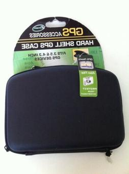 iCONCEPTS GPS ACCESSORIES Hard Shell GPS Case Fits 3.5 & 4.3