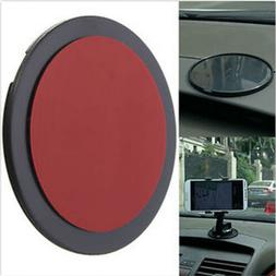 GPS Adhesive Dash Dashboard Suction Mount Disc Disk Car Acce