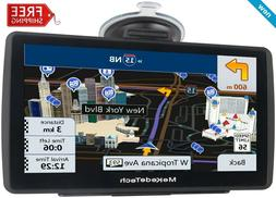 Gps Semi Truck Commercial Driver Big Rig Accessories Navigat