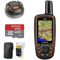 Garmin GPSMAP 64s Worldwide Handheld GPS with 32GB Accessory