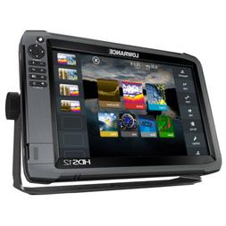 Lowrance HDS-12 Gen-3 without Transducer