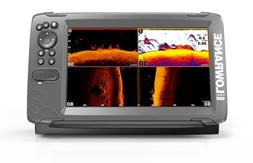 Lowrance HOOK2 9 - 9-inch Fish Finder with TripleShot Transd