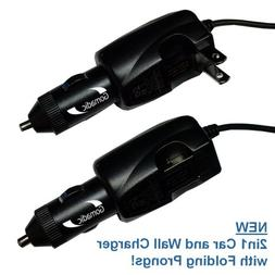 Intelligent Dual Purpose DC Vehicle and AC Home Wall Charger