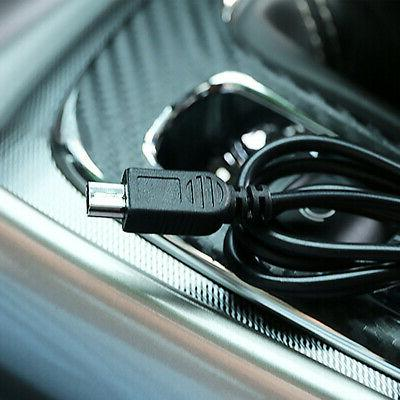 12-24V GPS Accessories Stable Power Cable Car
