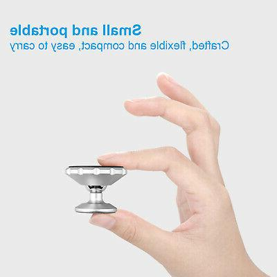 360° Rotating Magnetic GPS Phone Mount Stand