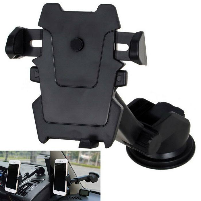 360° In Dashboard GPS Mount Stand Cradle