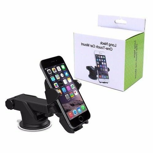 360° In Car Dashboard Cell Phone GPS Cradle