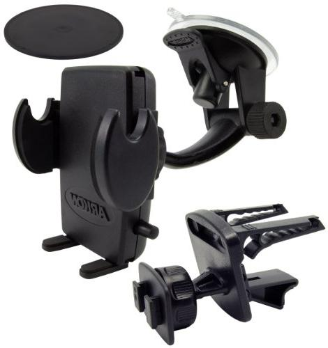 Arkon Car Phone Holder Mount for iPhone X 8 7 6S Plus 8 7 6S