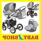 ADAMEX Aspena Grand Prix 3in1 2018 Stroller Pushchair Sport