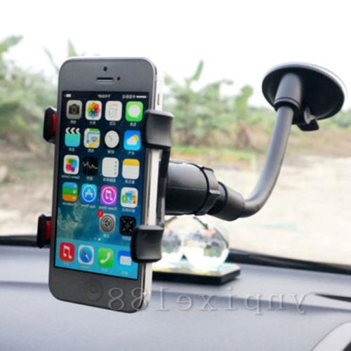 car auto accessories rotating phone windshield stand