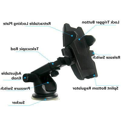 adjustable Mount GPS Holder US