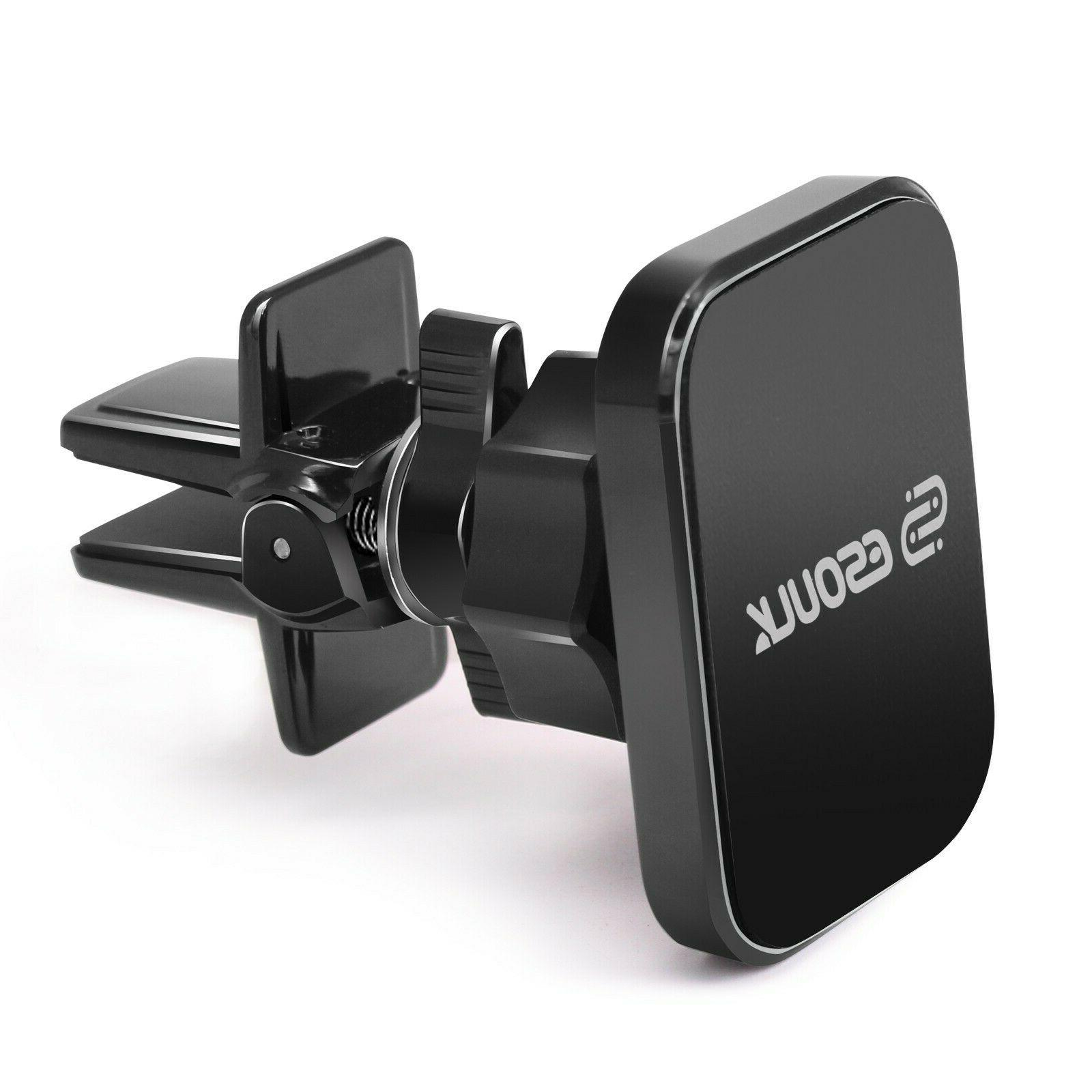 Car Mount Air Magnetic Holder 360 Rotation Galaxy GPS