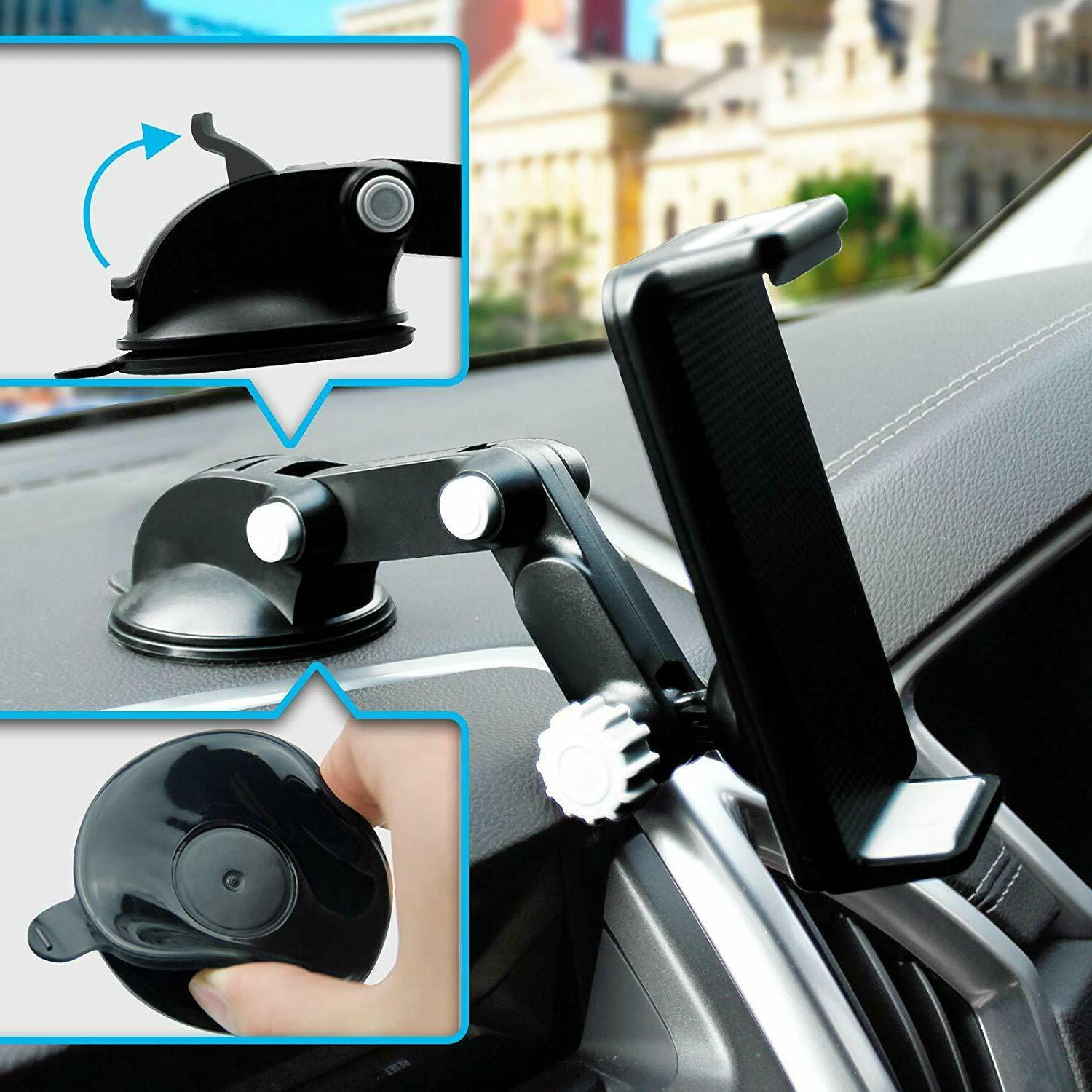 Car Tablet Windshield Dashboard for Universal Phone Tablet