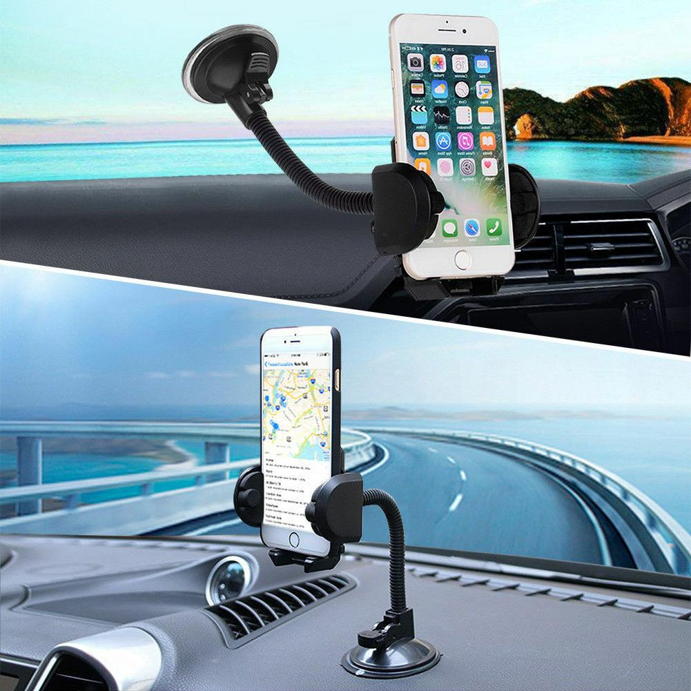 Cell Phone Windshield Holder Stand iphone PDA Accessory