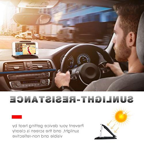 Cell Holder Silicone Mounts Mounting in Vehicle GPS X Plus Note Plus Smartphones