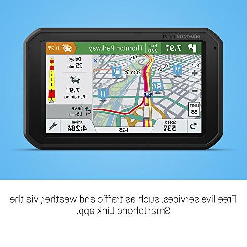 Garmin 785 GPS Built-in Dash