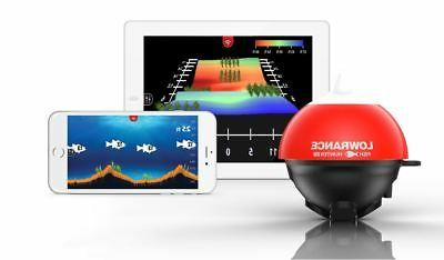 fish hunter pro 3d castable wireless fishfinder