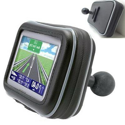 "* Garmin Nuvi Drive 5"" GPS w/1"" Ball WeatherProof Case"
