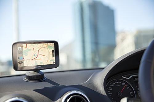 TomTom GO 620 6-Inch GPS Free Traffic World Maps, Hands-free