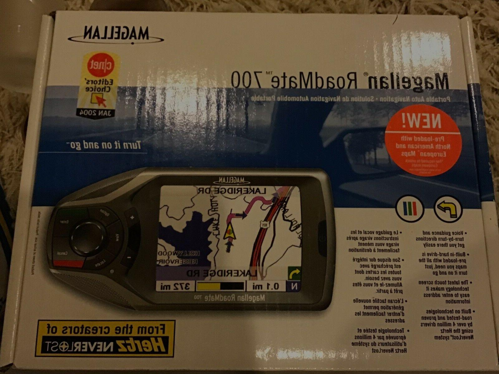 "Magellan RoadMate RV9490T-LMB 7"" High-clarity RV GPS Navigat"